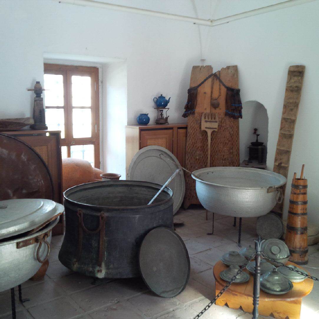 Dapur Bandar ke ni? Inilah dapur yang menyediakan makanan percuma untuk rakyat miskin dan para musafir di zaman Othmaniah